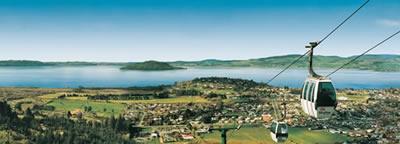 Skyline Skyrides - Rotorua