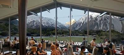 Mt Cook Hermitage Hotel