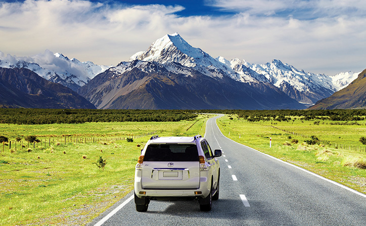 Self Drive Road Tours In New Zealand