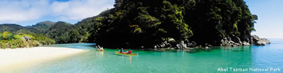 Abel Tasman - South Island
