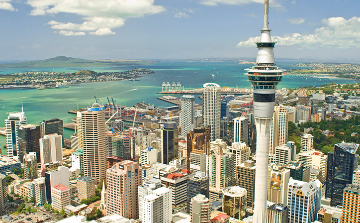 New Zealand Holidays & Short Breaks | Relaxing Journeys