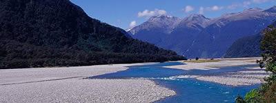 Haast Pass - South Island