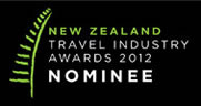 NZTI Awards Nominee 2012