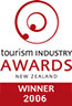 Tourism Industry Winner 2006