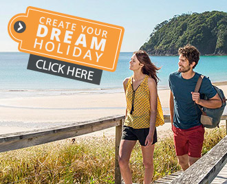Create your own dream holiday