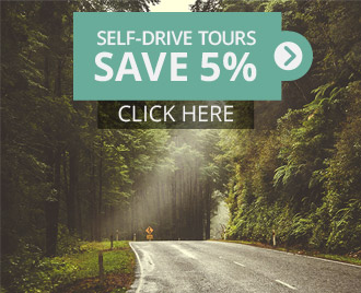 Self Drive Tours Save 5%