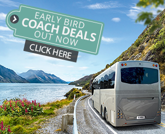 Early bird Coach Deals Out now